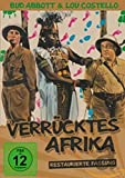 Abbott and Costello - Verrücktes Afrika