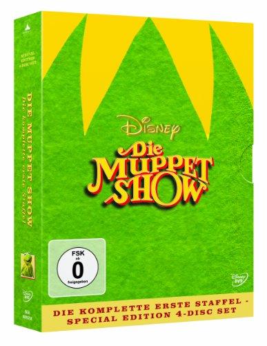 Die Muppet Show Staffel 1 (Limited Edition, 4 DVDs)