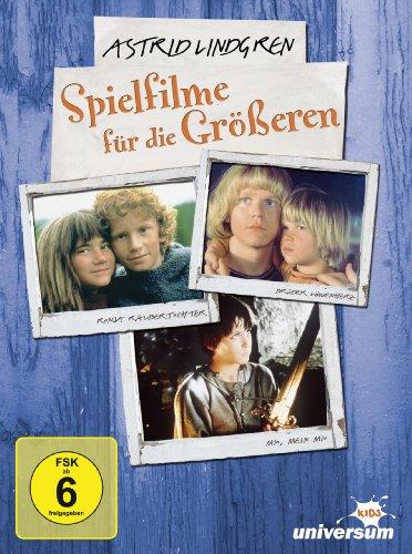 Astrid Lindgren - Spielfilme für die Größeren (Ronja Räubertochter/Die Brüder Löwenherz)