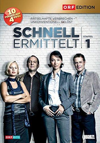 Schnell ermittelt Staffel 1 (4 DVDs)
