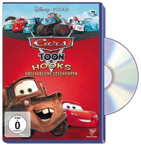 Cars Toon: Hooks unglaubliche Geschichten