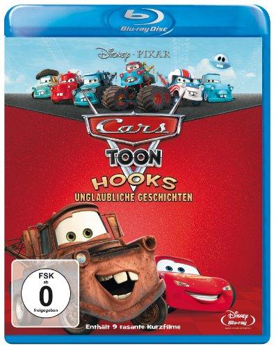 Cars Toon: Hooks unglaubliche Geschichten Blu-ray