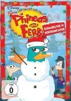 Phineas und Ferb: Schnabeltier in Geschenkpapier