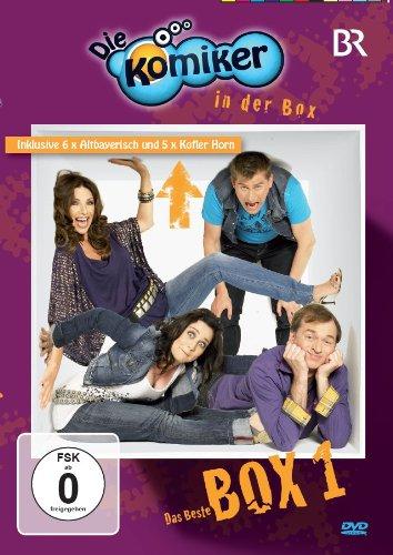 Die Komiker Das Beste: Box 1