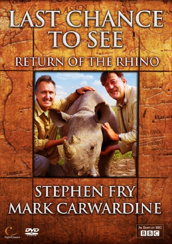 Stephen Fry - Last Chance To See: Return of the Rhino