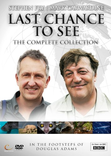 Stephen Fry - Last Chance To See: The Complete Collection