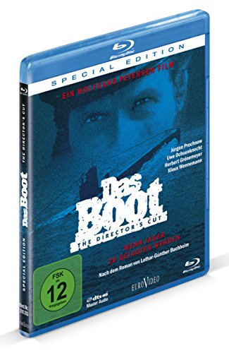 Das Boot (Director's Cut) [Blu-ray] Director's Cut [Blu-ray]