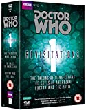 Doctor Who - Revisitation 1: The Caves of Androzani / The Talons of Weng-Chiang / The Movie (7 DVDs)