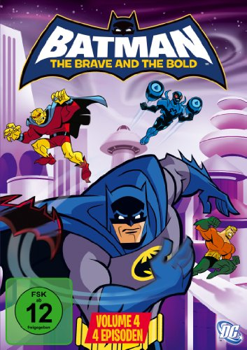Batman - The Brave And The Bold,