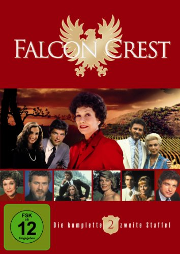 Falcon Crest Staffel 2 (6 DVDs)