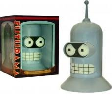 Futurama Complete Box/Benders Head (19 DVDs)