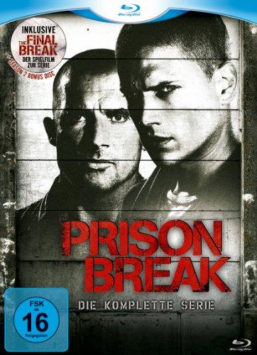 Prison Break Complete Box [Blu-ray]