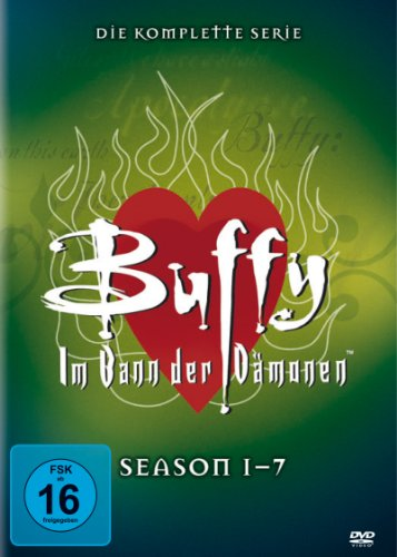 Buffy Complete Box (39 DVDs)
