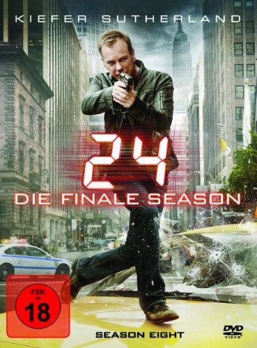 24 Season 8 (6 DVDs)