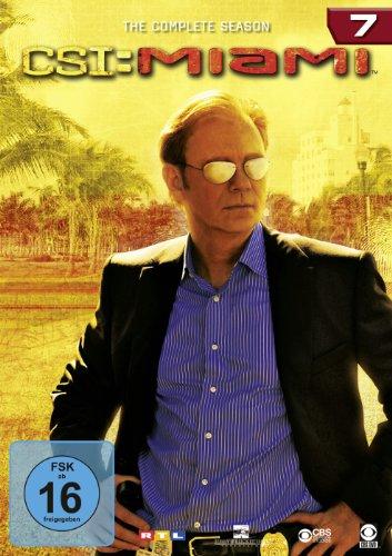 CSI: Miami Season  7 (6 DVDs)