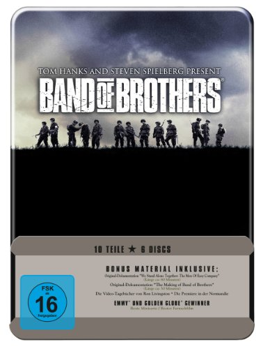 Band of Brothers Box Set (6 DVDs)