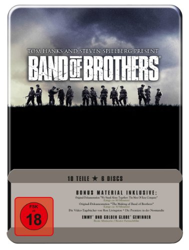 Band of Brothers Box Set (FSK 18) (6 DVDs)