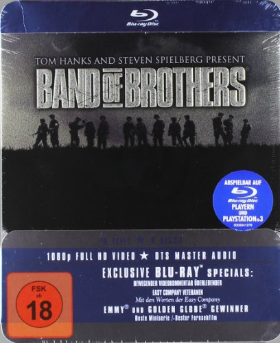 Band of Brothers Box Set [Blu-ray]