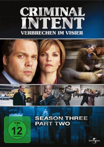Criminal Intent - Verbrechen im Visier, Staffel 3/Teil 2 (3 DVDs)