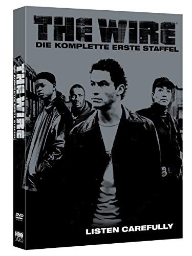 The Wire Staffel 1 (5 DVDs)
