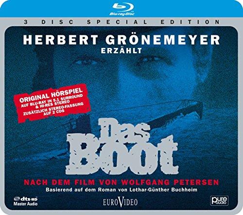 Herbert Grönemeyer erzählt: Das Boot - Das Hörspiel [Blu-ray]