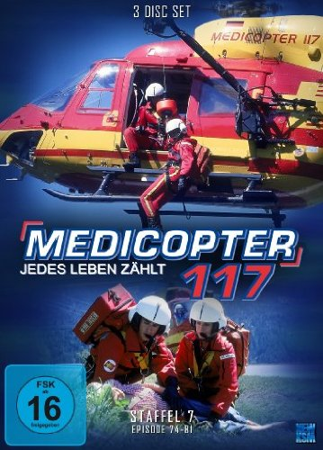 Medicopter 117 Staffel 7 (3 DVDs)