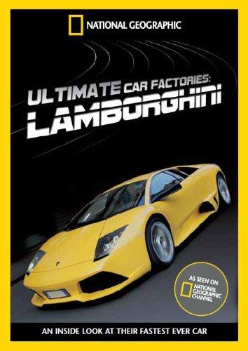National Geographic - Ultimate Factories - Lamborghini