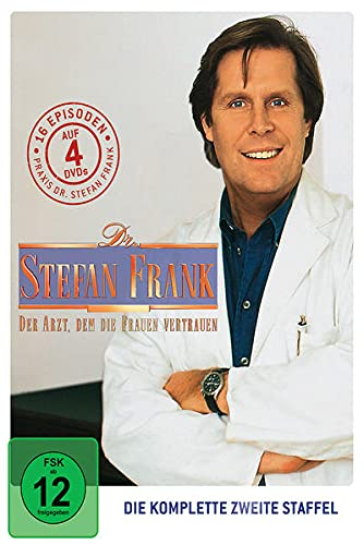 Dr. Stefan Frank Staffel 2 (4 DVDs)