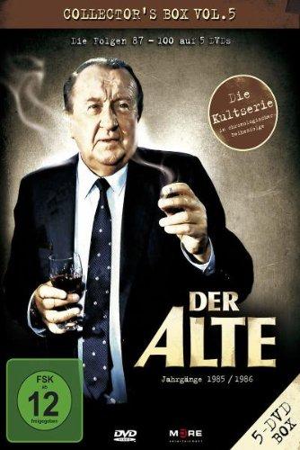 Der Alte Collector's Box Vol. 5, Folge 87-100 (5 DVDs)