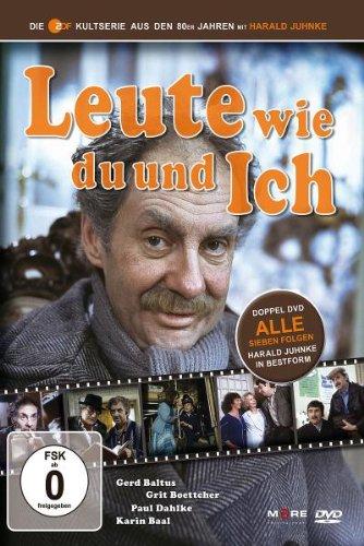 Harald Juhnke: Leute wie Du und ich (2 DVDs)