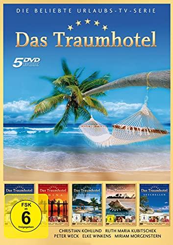 Das Traumhotel Sammelbox 2 (5 DVDs)