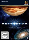 Unser Universum/Geheimnisse des Universums - Staffel 2 (5 DVDs)