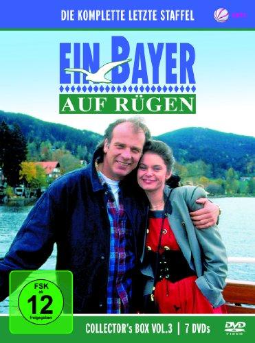 Ein Bayer auf Rügen Staffel 6 (7 DVD)