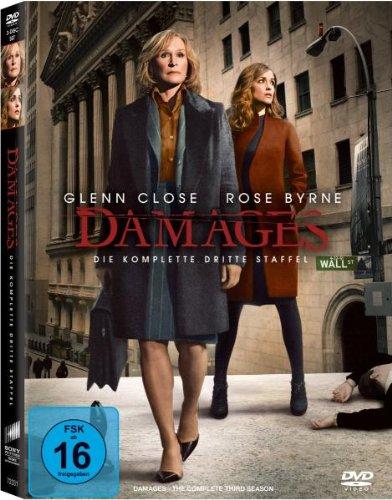 Damages - Im Netz der Macht: Staffel 3 (3 DVDs)