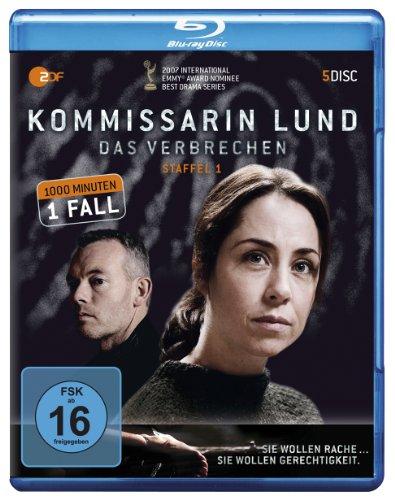 Kommissarin Lund - Das Verbrechen: Staffel 1 [Blu-ray]