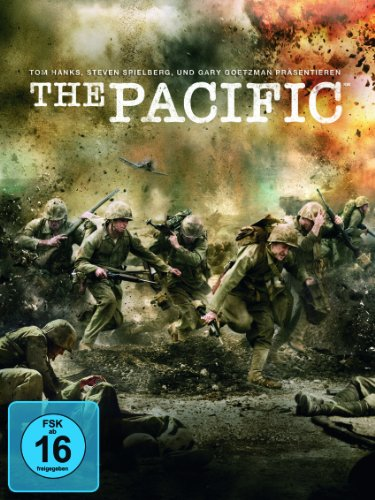 The Pacific (Tin-Box) (6 DVDs)
