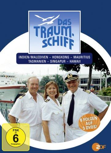 Das Traumschiff DVD-Box VII (3 DVDs)