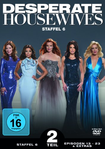 Desperate Housewives Staffel 6, Teil 2 (3 DVDs)
