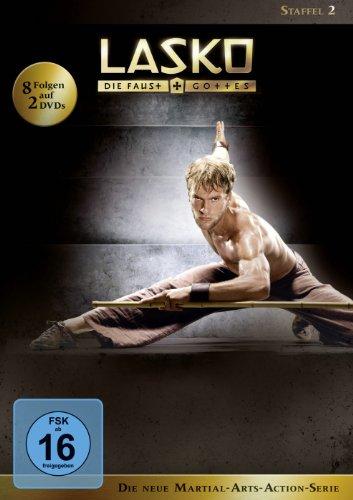 Lasko - Die Faust Gottes, Staffel 2 (2 DVDs)