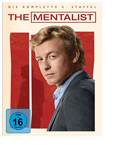 The Mentalist Staffel 2 (5 DVDs)