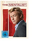 The Mentalist - Staffel 2 (5 DVDs)