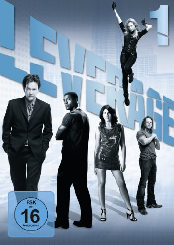 Leverage Staffel 1 (3 DVDs)