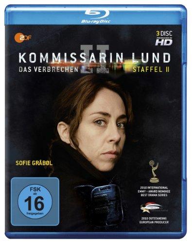 Kommissarin Lund - Das Verbrechen: Staffel 2 [Blu-ray]