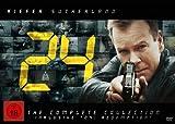 24 - Die komplette Serie & Redemption (55 DVDs)