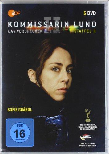 Kommissarin Lund - Das Verbrechen: Staffel 2 (5 DVDs)
