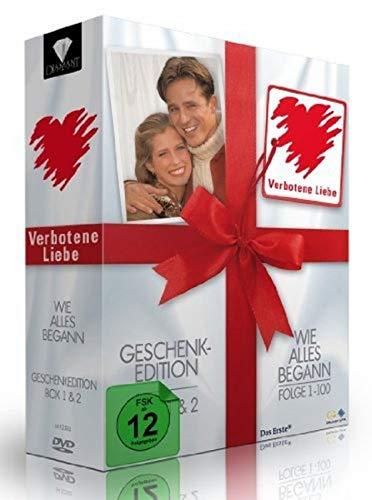 Verbotene Liebe Wie alles begann: Folge 1-100 (Geschenk-Edition/10 DVDs)