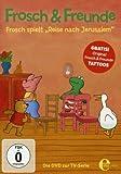 """Frosch spielt """"Reise nach Jerusalem"""""""