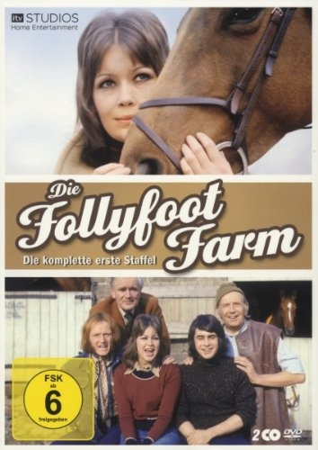 Die Follyfoot-Farm Staffel 1 (2 DVDs)