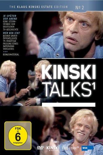 Klaus Kinski: Kinski Talks 1