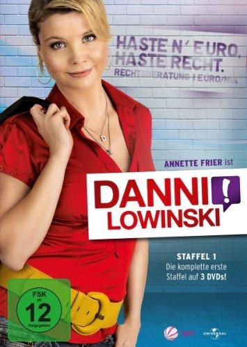 Danni Lowinski Staffel 1 (3 DVDs)
